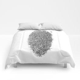 Bee Hive Comforters