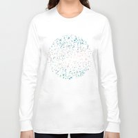 confetti Long Sleeve T-shirts featuring Confetti by AfterAll