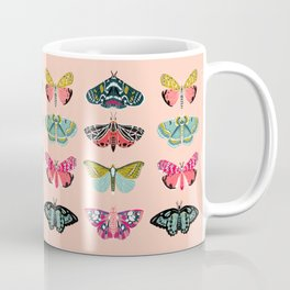 Lepidoptery No. 1 by Andrea Lauren  Coffee Mug