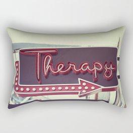 Therapy Rectangular Pillow