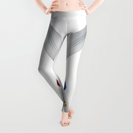 Two Roman Swords Leggings