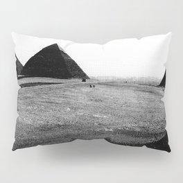 Egypt, Pyramids Pillow Sham