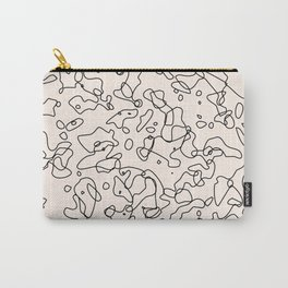Randomness #society6 #decor #buyart #83oranges Carry-All Pouch