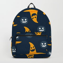 Spooky hat! Backpack