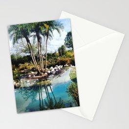 Flamingo Lagoon Stationery Cards