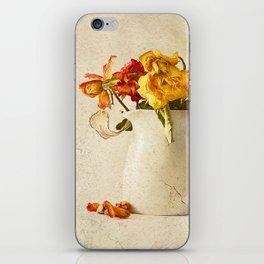 Do not sadden iPhone Skin