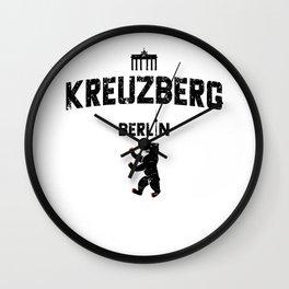 Kreuzberg Berlin Wall Clock