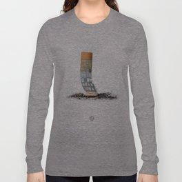 iCigarette Long Sleeve T-shirt