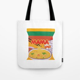 Mama Noodle Tote Bag