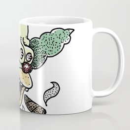 TITS EYES KRUSTY Coffee Mug