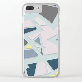B2 Clear iPhone Case