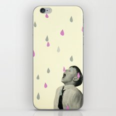 Taste the Rain iPhone & iPod Skin