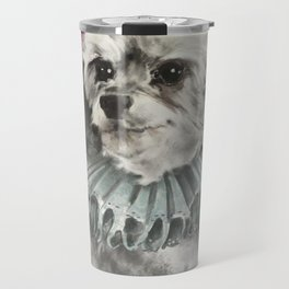 Poodle-licious Travel Mug