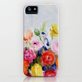 Sweet Hello iPhone Case