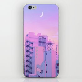 Shibuya Morning Crescent iPhone Skin