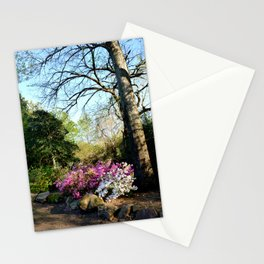Muscogee (Creek) Nation - Honor Heights Park Azalea Festival, No. 08 of 12 Stationery Cards