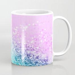 Summer Unicorn Girls Glitter #1 #shiny #decor #art #society6 Coffee Mug