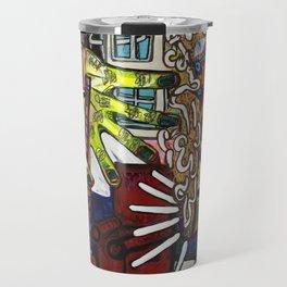 Bunk Beds Travel Mug