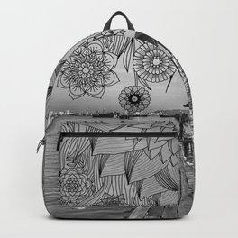 Monochrome 8 - Penang Backpack