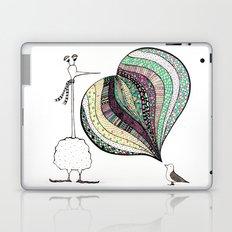 too tall Laptop & iPad Skin