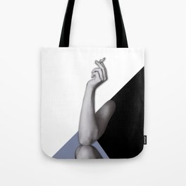 ABSTRACT ANATOMY - cigarette Tote Bag