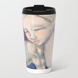 The Snow Queen Metal Travel Mug