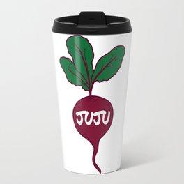 Juju on that Beet Travel Mug