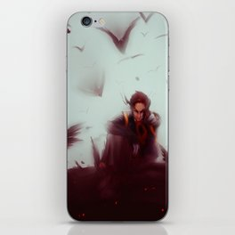Murder of Crows iPhone Skin
