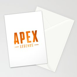Apex Legends Stationery Cards