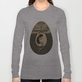 Natural Birth Long Sleeve T-shirt