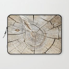 Wood Cut Laptop Sleeve