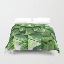SINGAPORE FOOD - NASI LEMAK Duvet Cover