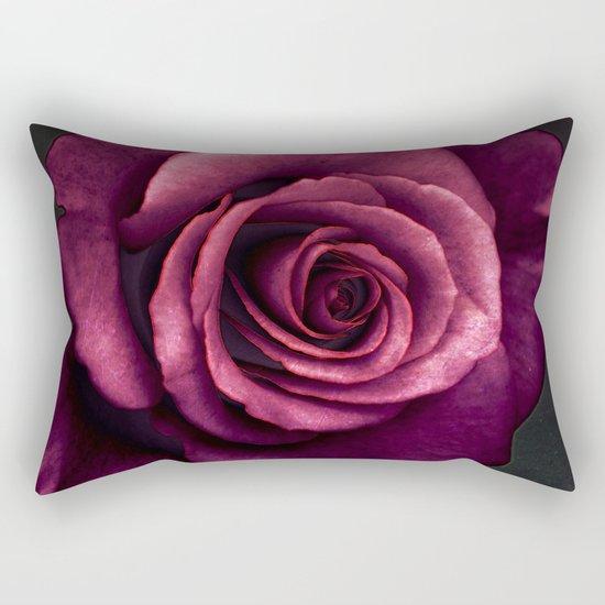 Lilac rose(3) Rectangular Pillow