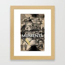 Momenta Framed Art Print