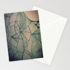Lines & Onions. Stationery Cards