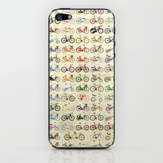 Bikes iPhone & iPod Skin