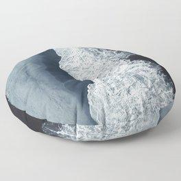 Deep Blue Floor Pillow