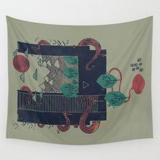 A World Within Wall Tapestry