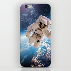 Going higher iPhone & iPod Skin