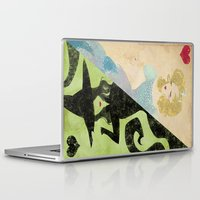 wicked Laptop & iPad Skins featuring Wicked by Serena Rocca