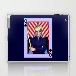 Claire - A Modern Lady Macbeth- Version 3 Laptop & iPad Skin