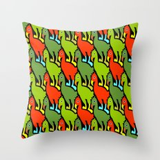 Dodos Throw Pillow