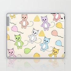 Cats and mice Laptop & iPad Skin