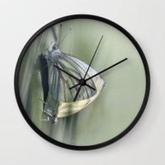 Lost virginity... Wall Clock