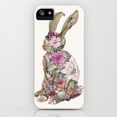 Spring Bunny iPhone (5, 5s) Slim Case