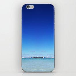 Beach and Sky iPhone Skin