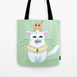 Fatty Catty - Hunter kitti Tote Bag
