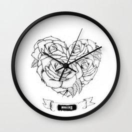 """""""it was written in blood"""" - bmth Wall Clock"""