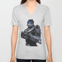 Master Chief Unisex V-Neck