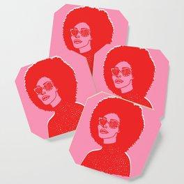 Kara Pink Coaster